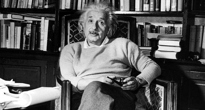 Albert Einstein - La crisi può essere una vera benedizione