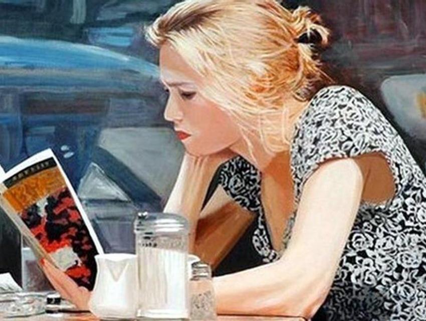 Marcel Proust -  La lettura può diventare una specie di disciplina terapeutica