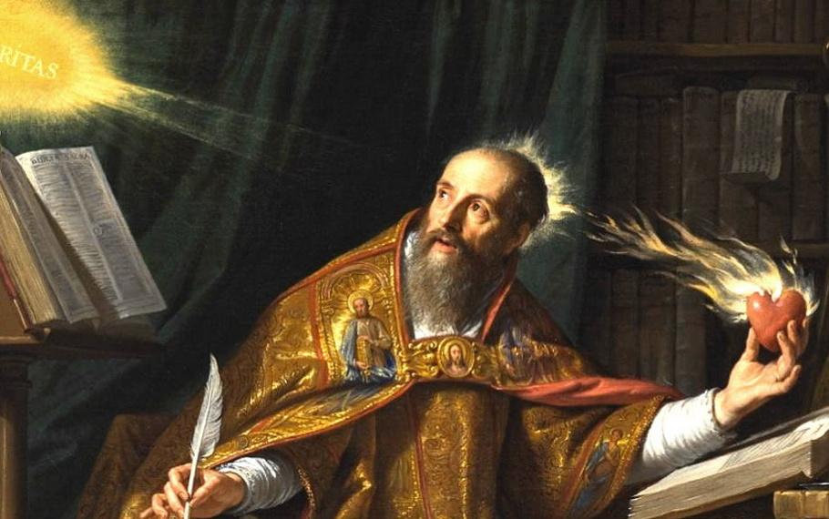 Agostino d'Ippona - Contenete la smisurata ferocia della superbia