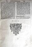 Corpus iuris canonici emendatum et notis illustratum - Lugduni - 1613