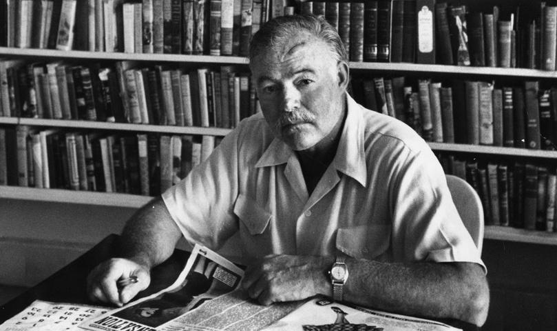 Ernest Hemingway - Raccomandazione a un figlio