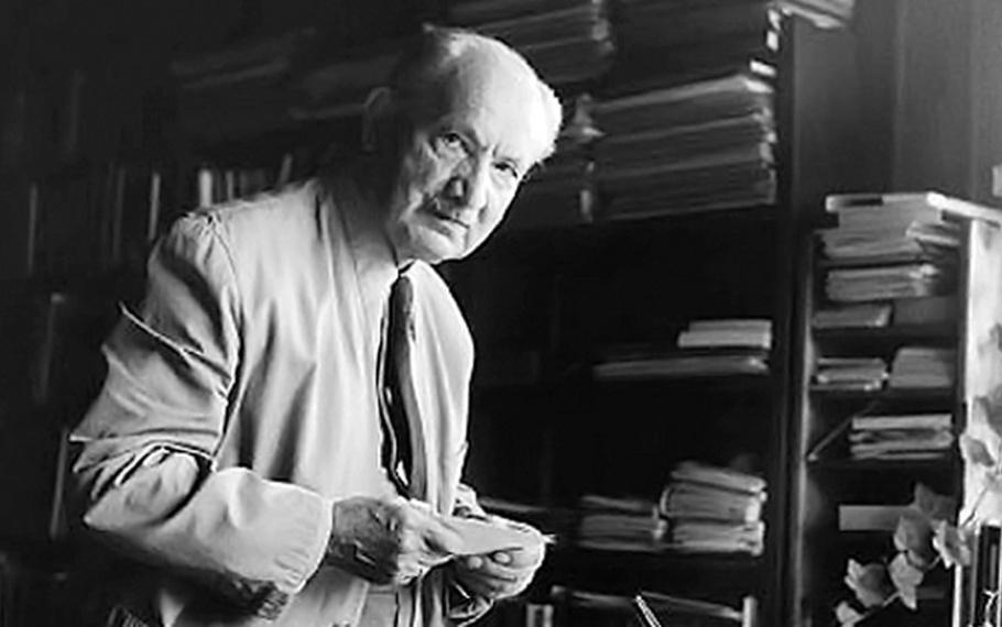 Martin Heidegger - Che cosa significa pensare?