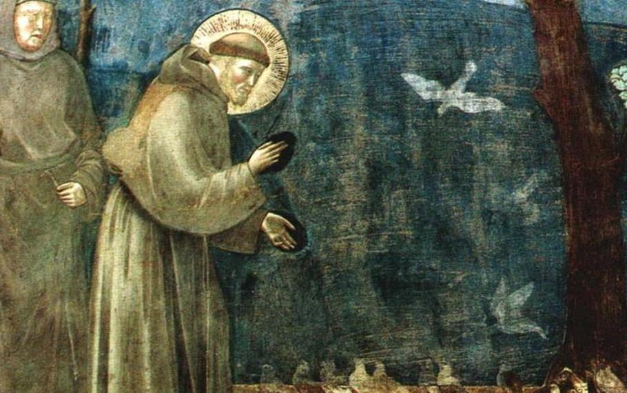 San Francesco d'Assisi - Cantico delle Creature