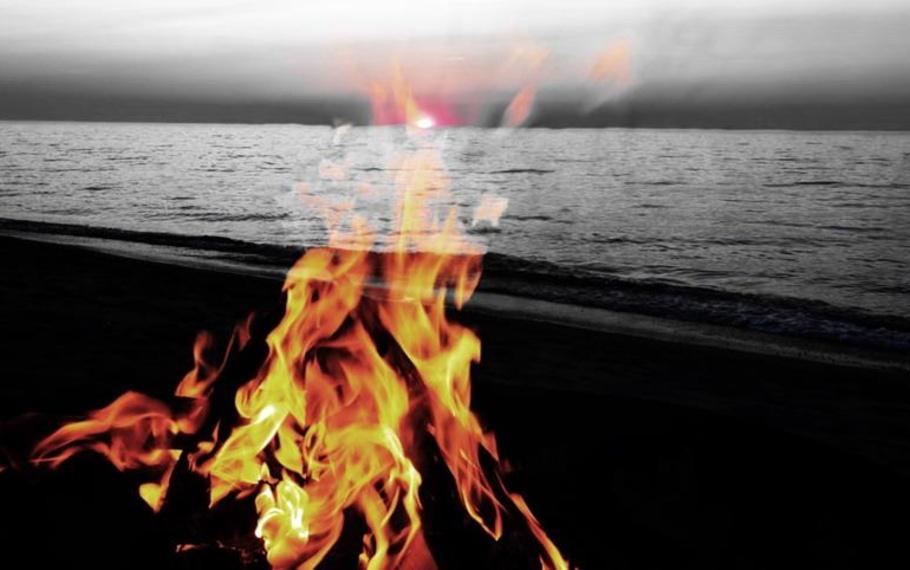 Pablo Neruda - La notte nell'isola