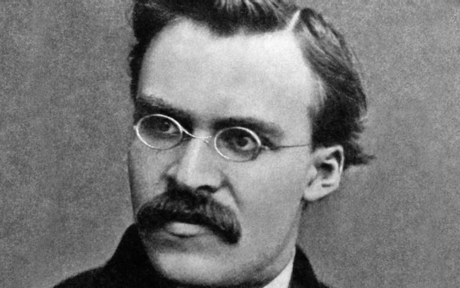 Friedrich Nietzsche - L'origine della comicità