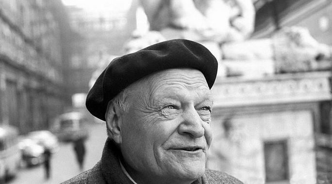 Giuseppe Ungaretti - Noia