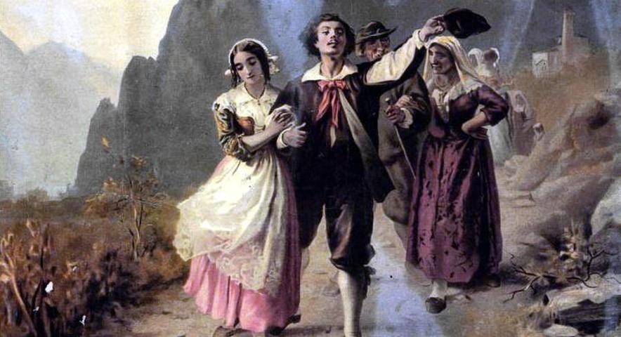 Quando Renzo e Lucia si ritrovarono al termine della Peste - di Carlo Picca