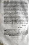 Bolla di Pio V sulle prerogative degli ecclesiastici - Roma, Blado 1568