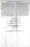 Petrus Ancharanus - Consilia sive iuris responsa - 1574
