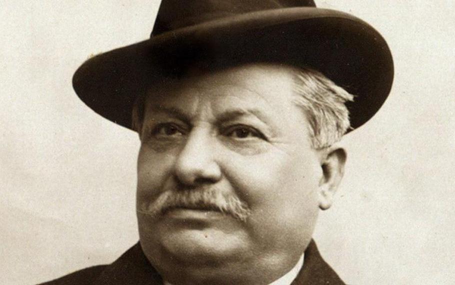 Giovanni Pascoli - Il lampo