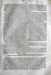 Bolla di Pio V sulla riforma della Camera Apostolica - Roma, Blado 1570