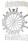 L'astrologia nel Seicento: Rutilio Benincasa - Almanacco perpetuo diviso in cinque parti - 1784