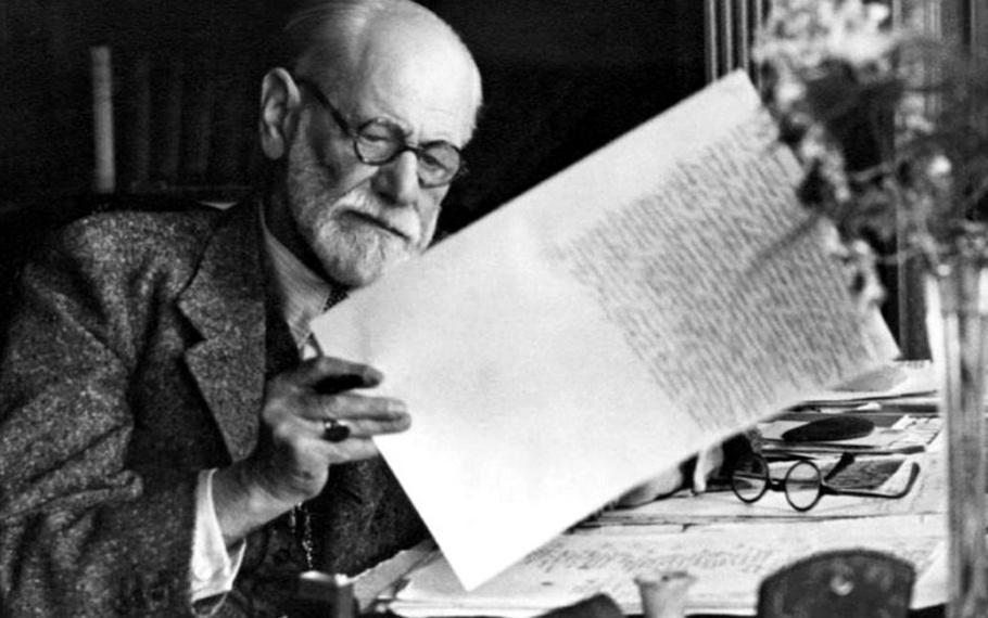 Sigmund Freud - Fuggire dalla realtà