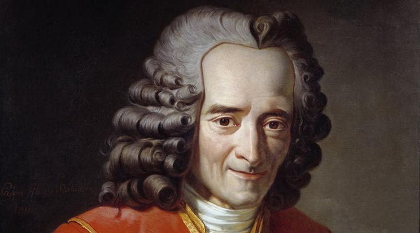 Voltaire - Il sentimento non è un semplice pregiudizio