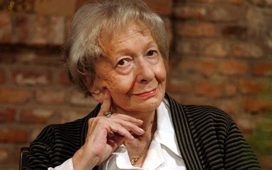 Wislawa Szymborska - La gioia di scrivere