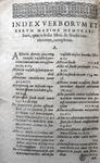Il diritto feudale in Germania:  Vultejus - De feudis - 1629