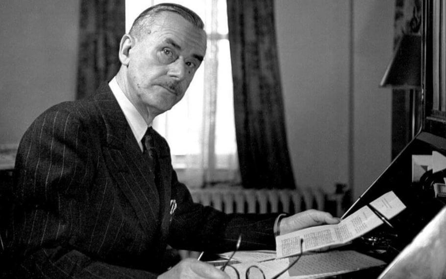 Thomas Mann - L'uomo è condannato a improvvisare e a vivere alla giornata