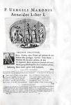 Virgilio - Bucolica Georgica et Aeneis - Roma 1763/65 (edizione in folio con centinaia di incisioni)