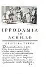 Un bel figurato settecentesco: Ovidio - Epistole eroiche - Parigi 1762 (numerose incisioni in rame)