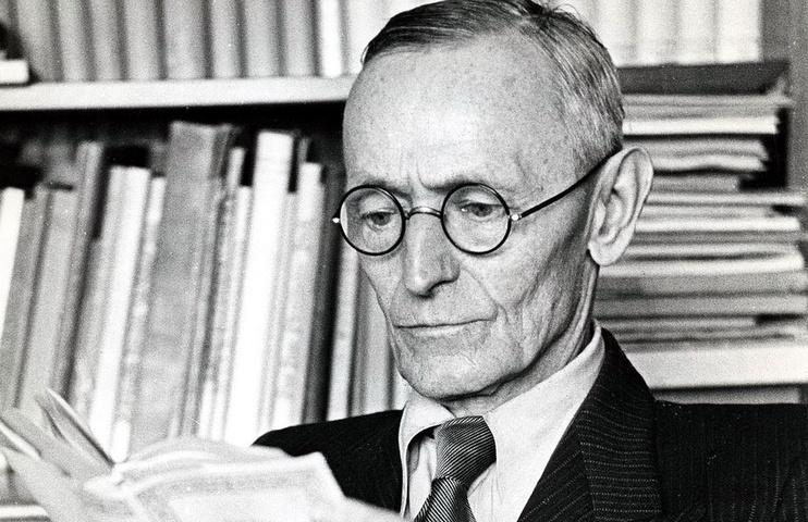 Hermann Hesse - Preghiera