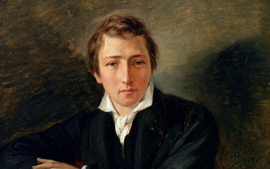 Heinrich Heine - Caro amico ci sei cascato