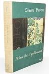 Cesare Pavese - Prima che il gallo canti (Il carcere - La casa in collina) - 1948 (prima edizione)