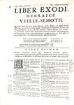 Una bella edizione della Bibbia Vulgata: Biblia sacra vulgatae editionis - Antuerpiae 1740