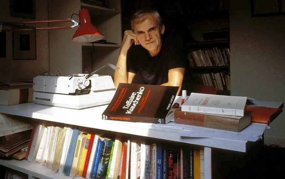 Milan Kundera - Ma davvero la pesantezza è terribile e la leggerezza è meravigliosa?