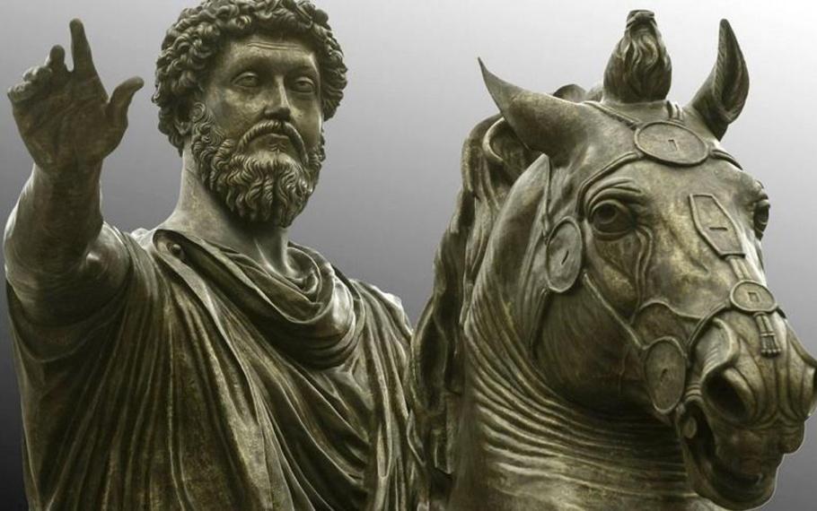 Marco Aurelio -  L'agire gli uni contro gli altri è contro natura