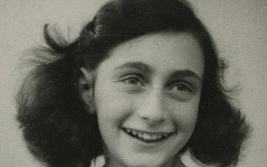 Anne Frank - Vedo il mondo mutarsi lentamente in un deserto