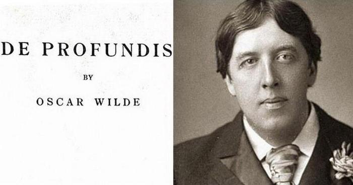 Perché il De Profundis di O. Wilde è una stupenda lettera d?amore - di Carlo Picca