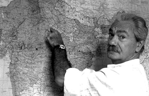 Tiziano Terzani - La congiura dei poeti