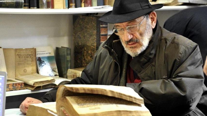 Umberto Eco - Perché i libri allungano la nostra vita