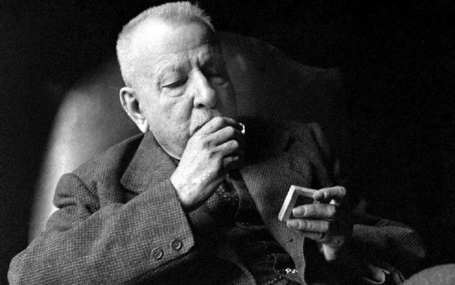 Benedetto Croce - L'uomo dimentica