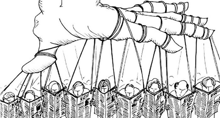 Erich Fromm - La gente è disinformata e indottrinata più che informata