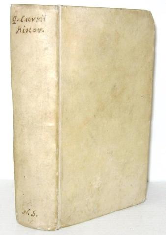 Le gesta di Alessandro Magno: Curtius Rufus - De rebus gestis Alexandri Magni historia - 1703