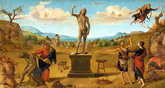 Perché il buon Prometeo fu incatenato da Zeus (di Carlo Picca)