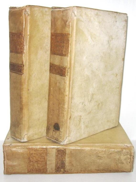 John Cary - A. Genovesi - Storia del commercio della Gran Brettagna - 1757 (prima edizione italiana)