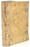 Tortura e inquisizione: Guido da Suzzara, Baldo et alii - Tractatus de indiciis et tortura - 1549