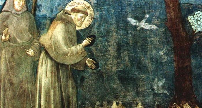 Il testamento di Francesco d'Assisi (anno 1226)
