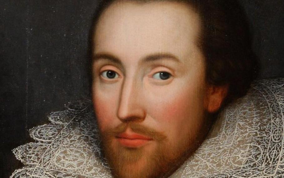 William Shakespeare - Il mio occhio si è fatto pittore