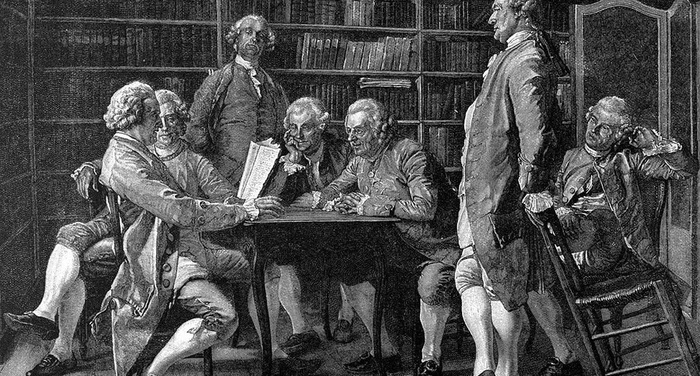Voltaire - Legga la Francia intera i buoni libri