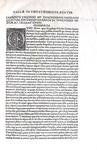 Sparta contro Atene e la Guerra del Peloponneso: Tucidide - De bello Peloponnesiaco  - Paris 1528