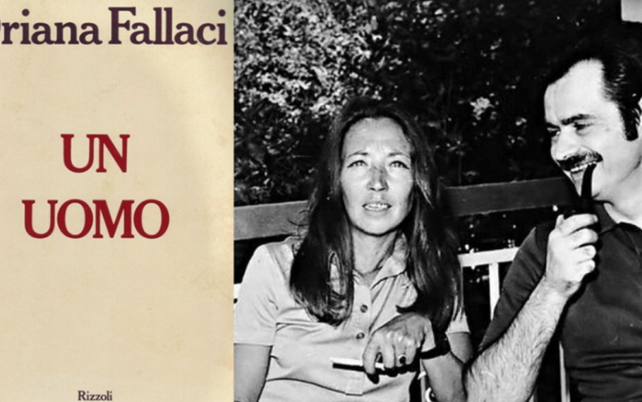 Oriana Fallaci - Un uomo (incipit)