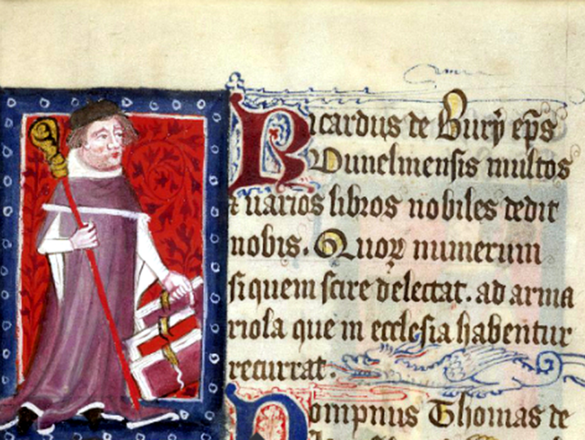 Richard de Bury - Philobiblon ovvero Amore per i libri
