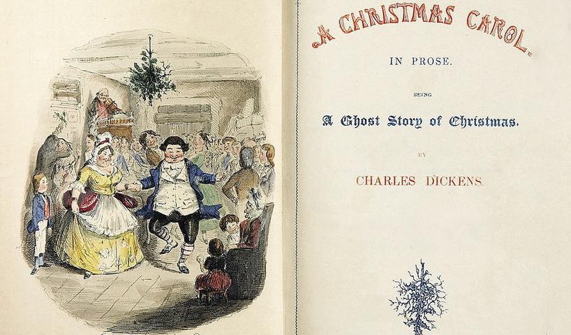 Charles Dickens - Il giorno di Natale
