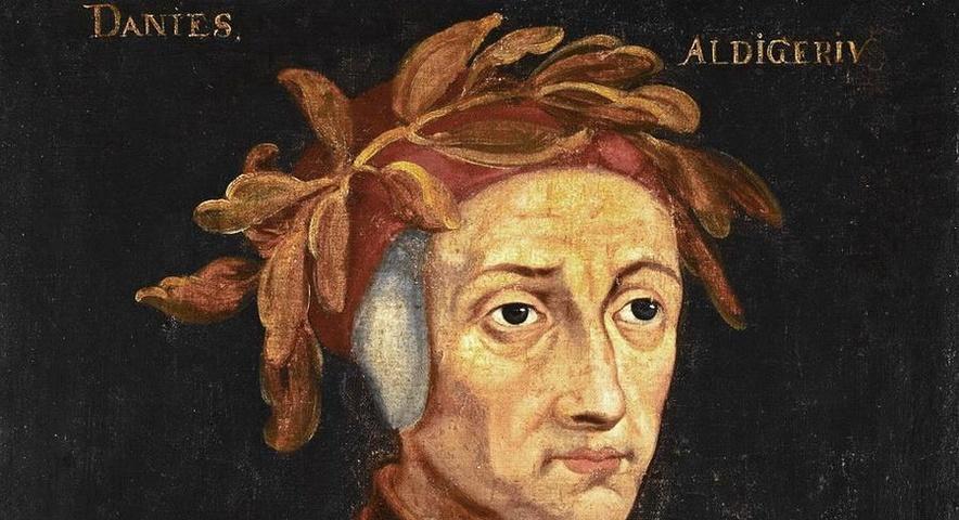 Dante Alighieri - Nei libri trovai rimedio alle mie lacrime