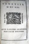 Jacopo Sanazzaro - Opera omnia latine scripta - 1621