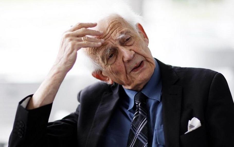 Zygmunt Bauman - Il terreno su cui poggiano le nostre prospettive di vita è notoriamente instabile