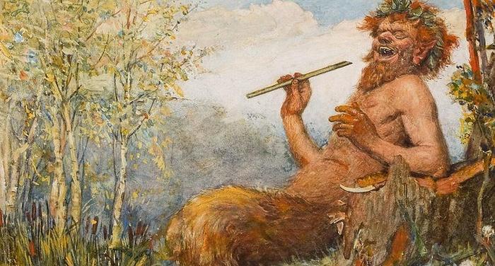Perché Pan è il Dio della crescita interiore - di Carlo Picca